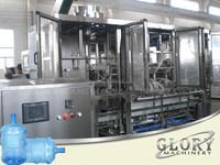 2015 new design 900BPH linear 19L barrel drinking water machine