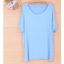 wholesale custom multi color tie dye organic cotton women tshirt
