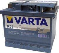 new type 063 varta blue dynamic car battery 12v 44ah buy car battery product on. Black Bedroom Furniture Sets. Home Design Ideas
