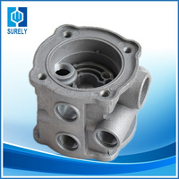 Hot sale Quality OEM die casting parts spare parts for civil equipment