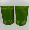 customized resealable heat seal oxo biodegradable garbage bag