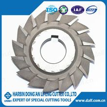 manufacturer hss specifications right handed rotation milling cutter