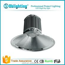 UL SAA CE CB 300w led high bay light, 300 watt led high bay, Pure white color industrial warehouse factory high bay lighting