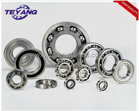 Motorcycle bearing/Deep groove ball bearing (2RS seals, Open ) as for motorcycle bearing