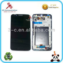 Plastic mobile accessories smart digitizer touch for LG f320