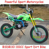 High Quality Dirt Bike Cheap 50cc 110cc Dirt Bike with 17 14 inch Big Wheel