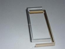 Aluminum frame for LED lamp