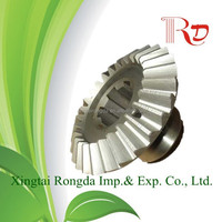 Agriculture Machinery Spare Parts MTZ die casting stainless steel pinion gear
