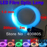 battery powered fiber optic lights