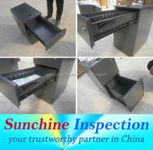 Office Furniture/ Office Chair/ Desk/Tables/ Storage Cabinet/Metal Filing Cabinet/ Rack & Shelves Quality Control and Inspection