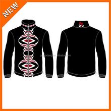 fashion style basketball jacket for team