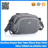 Wholesales suitable for teens new colourful nylon outdoor waist bag fashion young sports travel bag