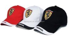 racing cap /6-panel racing baseball cap