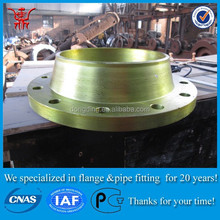 made in china ansi b16.25 carbon steel astm a105 butt weld forged pipe welding neck flanges
