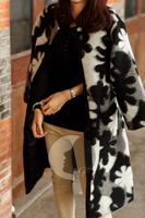 Good Reputation Fashion Designer Models Wool Coats For Woman