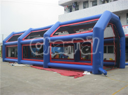 Commercial PVC inflatable Batting Cages, Baseball Inflatable Cage, Inflatable Baseball Cage