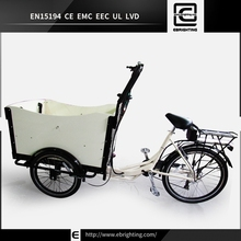 cargo electric vehicle 3 wheeler BRI-C01 wooden drinks trolley