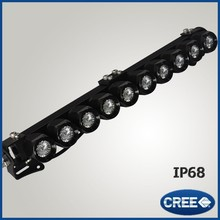 Hot seller 100w led light bar CNC machine LED motorcycle light Off road motorcycle headlight