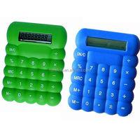 8 digits desktop silicon calculator/ HLD-822