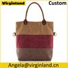 1897 Custom Fashion Canvas/leather Handbag Shoulder Bag for Women
