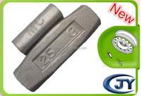2015 hot saled epoxy coated 15g Fe wheel weight (MC series)