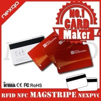 Printable PVC RFID Card for Car Security System