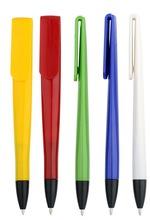Fashion design attractive flat bookmark pens