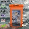 New waterproof cell phone bag for phone sling bag with earphone
