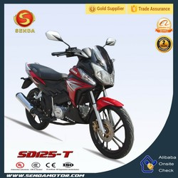 HOT CHINESE CUB MOTORCYCLE FOR WHOLE SALE SD125-T