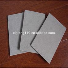 Revestimento da parede externa do cimento da fibra folha/cimento da fibra painel