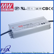 Meanwell HLG-320H-36 led strip light driver waterproof