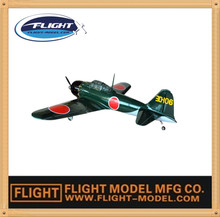 rc airplane ZERO FIGHTER-78 53.5in/ ARF F078 V3 rc airplane