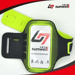Neoprene Protective Gym Running Jogging Sport Armband Case For iphone