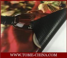 440g black back banner advertisement printing material