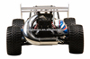 New RC 1/5 Scale Gas 2WD Buggy Car 30CC Engine Powered 2.4Ghz RC OFFROAD Car FS-10203