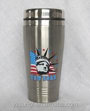 160Z double wall coffee mug