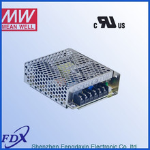 Meanwell Power Supply RS-35-48 Enclosed LED Switching Power Supply