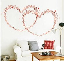 transfer film Removable Family Love House Rules removable sticker vinyl wall stickers quote