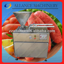 2 meat hydraulic sausage filler/sausage stuffer/sausage making machine