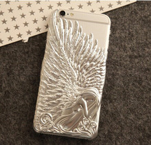 Angel Wings Unique Design Phone Case For iPhone 6 Hot Selling
