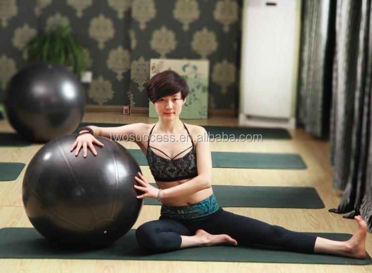 wholesale anti burst gym ball yoga ball fitness ball balance ball