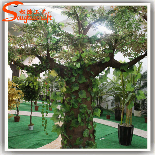 Hot new products for 2015 outdoor cheap artificial trees for Cheap trees