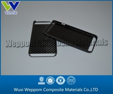 Welcome Order Ultrathin Mobile Phone Case/Shell Used Carbon Fiber Material
