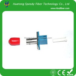 Low price Good quality 2015 hot sale FC SC LC ST Fiber optic Adapter