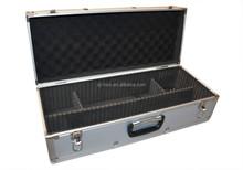 Muti-purpose Lockable Travel Carry Aluminum Hard Cases