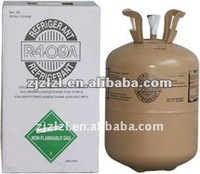 99.8% purity mixed refrigerant R409A 30Lb cylinder package