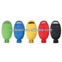 YP-131 egg single color sleeping bags, body sleeping bag