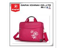 2015 pretty women computer laptop shouler bags 1680D durable classic briefcase