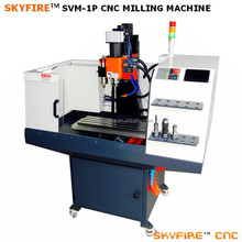 SKYFIRE SVM-1P Small Benchtop CNC Milling Machine