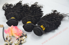 2014 hot sale perfect indian hair virgin non processed deep wavy curly